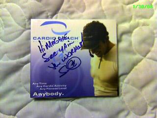 CC Autographed