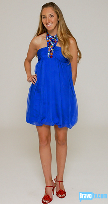 Victorya's dress