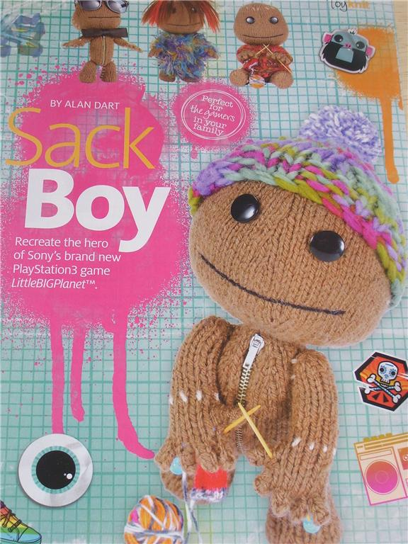 CVG Blog: Download PSM3's Sackboy knitting pattern HERE